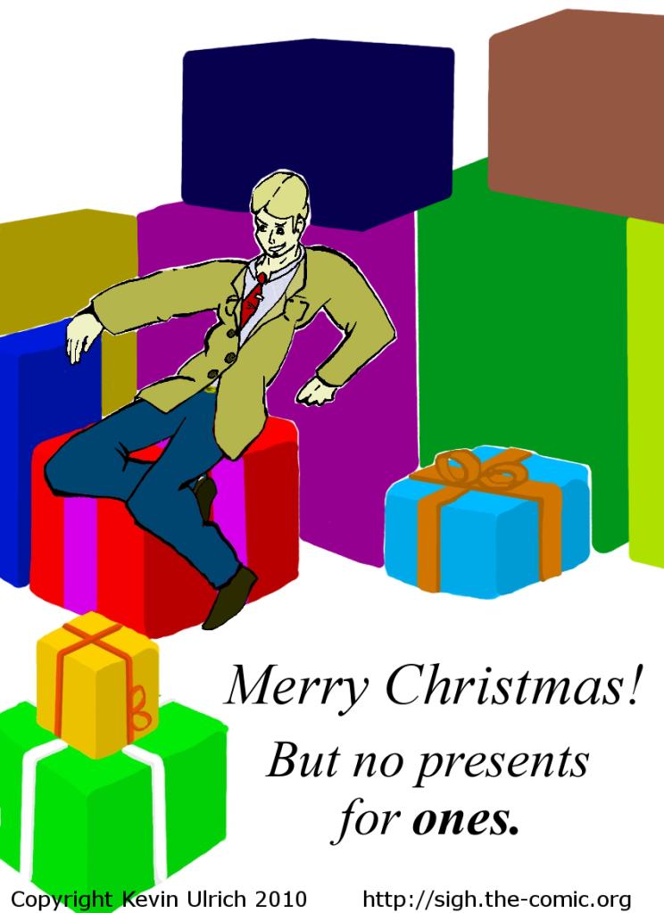 Secret Santa #2 from Moromis!